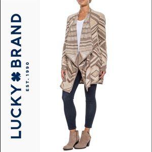Lucky Brand Drape Cartigan